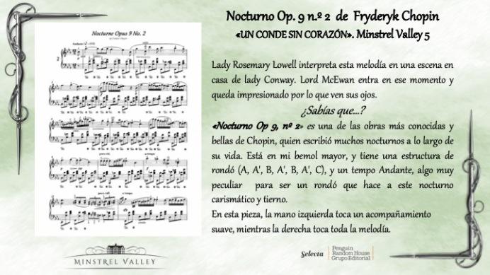 partitura de Chopin