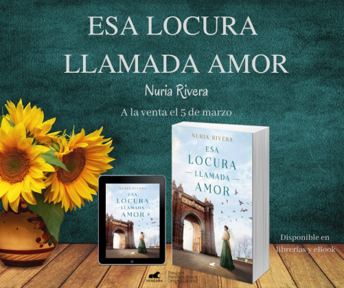 Disponible en librerías y eBook