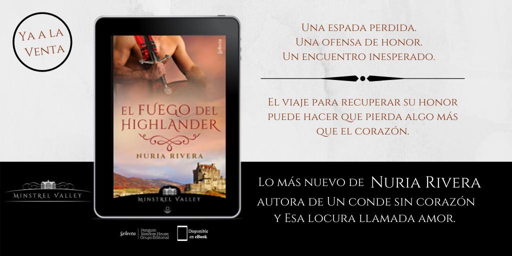 La nueva novela de Nuria Rivera(1)